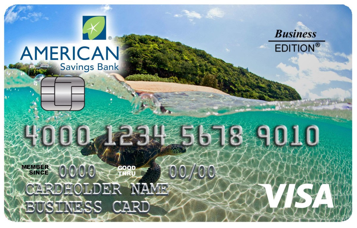 business edition visa card