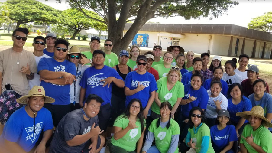 ASB Bank for Education Ohana School Maui High School
