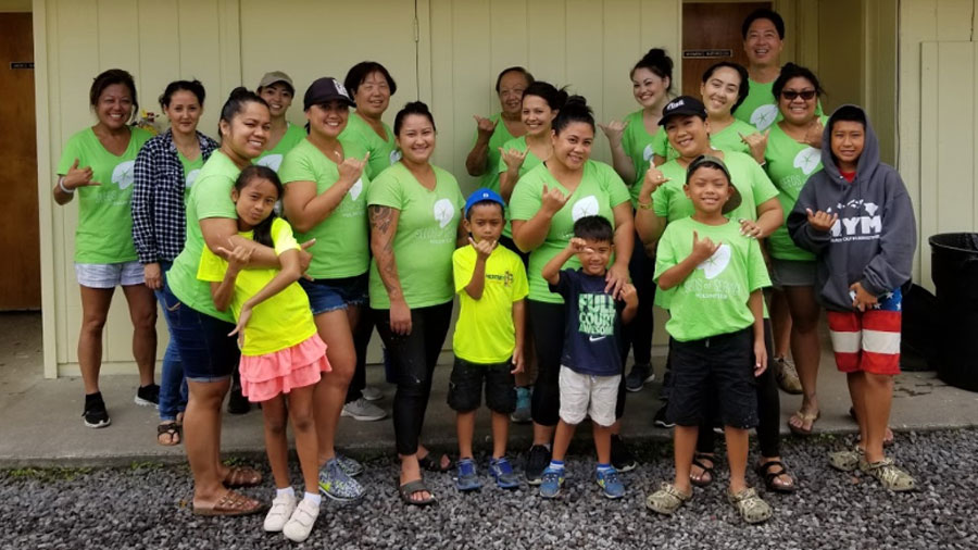 ASB Bank for Education Ohana School Kua O Ka La Public Charter School on Hawaii Island