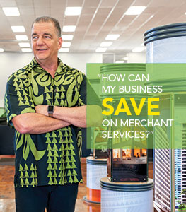 Merchant Services - How can my business save?