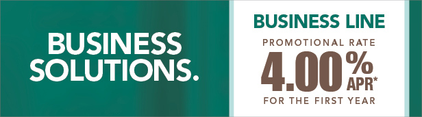 Business Solutions. Business Line - 4.00%