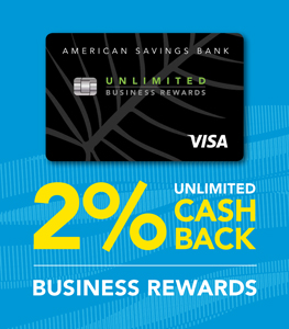 Business Unlimited Credit Card