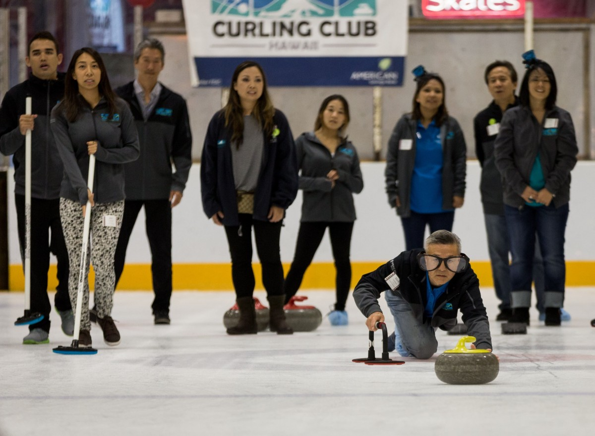 2017 curling group photo