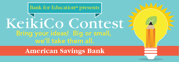 Bank for Education 2015 - KeikiCo Contest