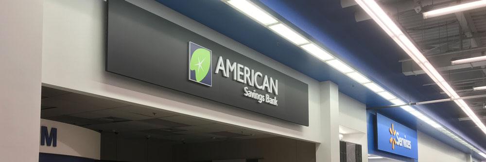 Walmart Honolulu Branch in Honolulu, HI | American Savings