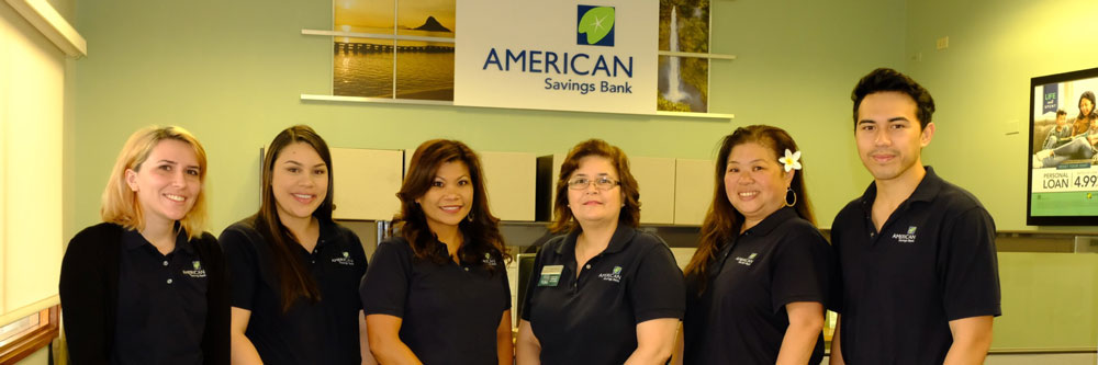 ASB Mililani Town Center Branch Team