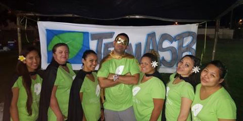 ASB Molokai Branch Team