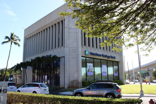 ASB Pearlridge Branch