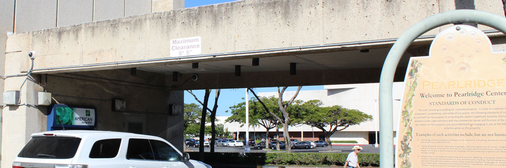 ASB- Pearlridge ATM Drive Up