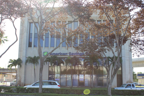 ASB Pearlridge Branch from Street