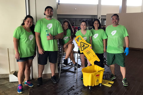 ASB UH Manoa Campus Group 2