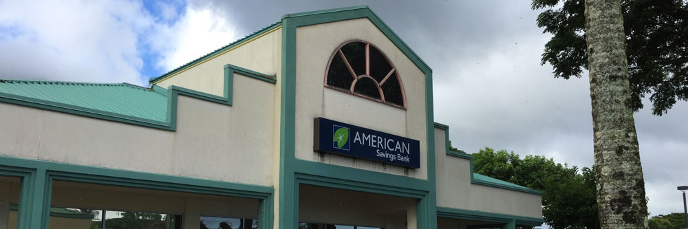 ASB Windward City Shopping Center Branch