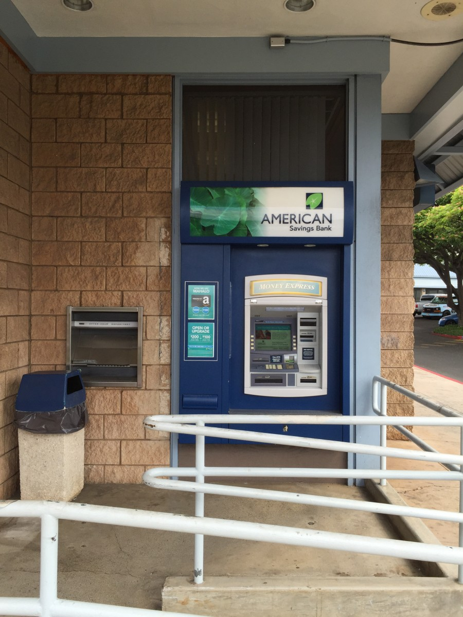 ASB Kamehameha Shopping Center ATM