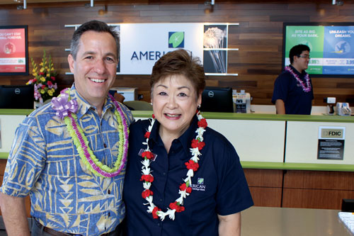 Queen Ward Branch Rich and Laura