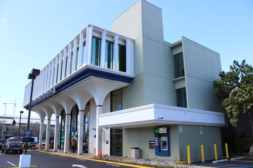 Queen Ward Branch Interior