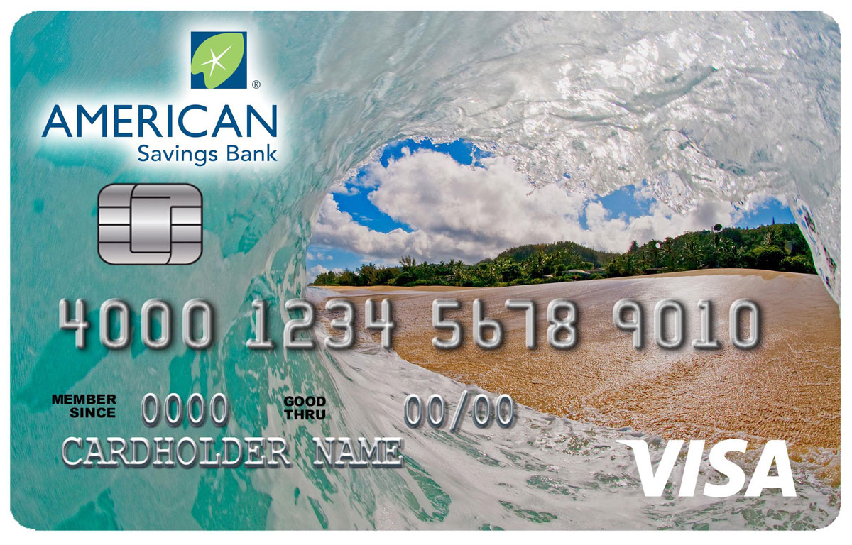 secured visa card