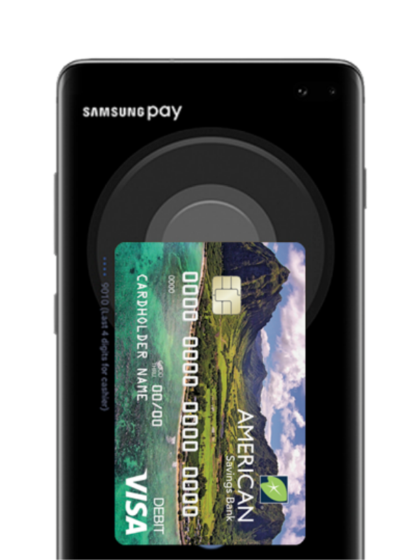 Samsung Pay Phone Image