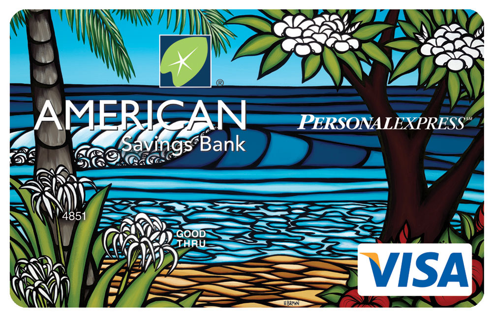 personalexpress visa card