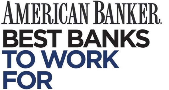 American Banker Best Banks to Work For Logo