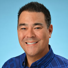 Dane Teruya, Executive Vice President, Chief Financial Officer