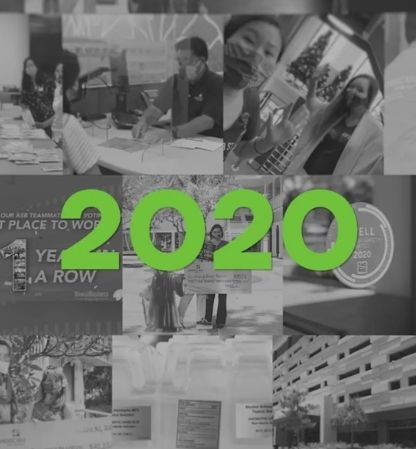 Our 2020 Highlights Reel Thumbnail