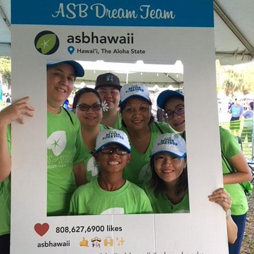 ASB Best Banks Instragram Dream Team