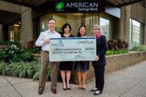 ASB Donates $65K to Scholarship Fund