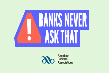 Stay Alert with #BanksNeverAskThat Tips and Tools Thumbnail