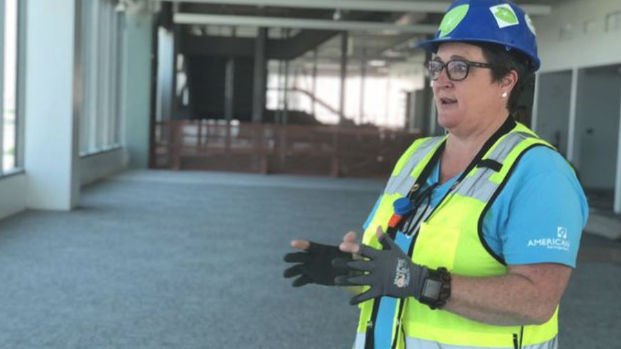 First Look - American Savings Bank HQ nearing completion: Slideshow